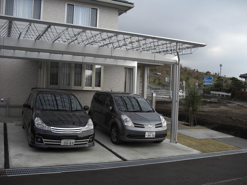 駐車場001