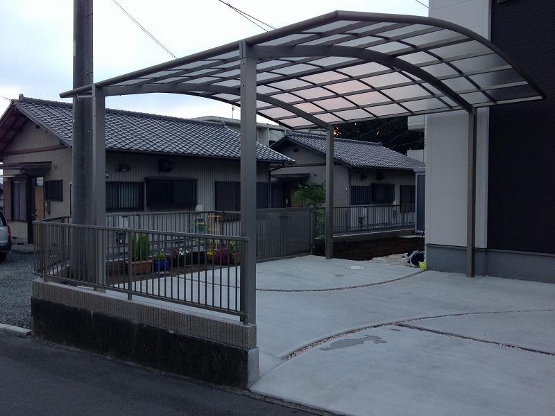 駐車場011